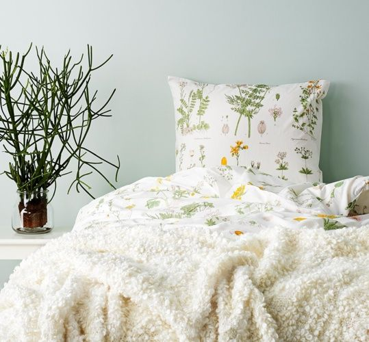 Strandkrypa Duvet Cover And Pillowcases From Ikea Decor
