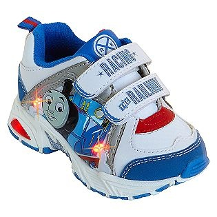 Boy's Thomas The Train Shoes. Parker would love these! Plus he's needing some new sneakers....