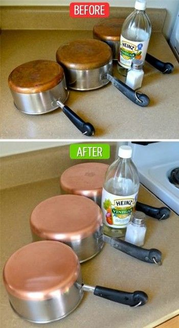 Как легко очистить старые вещи