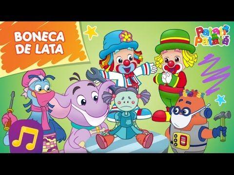 Dvd (2017) Patati Patatá Infantil Desenho - Novas Músicas - YouTube