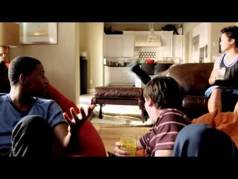 I like this commercial. It's pretty funny.