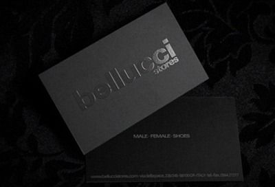 12 best business cards images on pinterest business card design black on black business cards google search reheart Choice Image