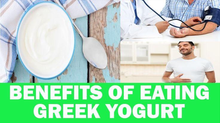 Benefits Of Eating Greek Yogurt - Greek Yogurt Health Benefits   Health ...