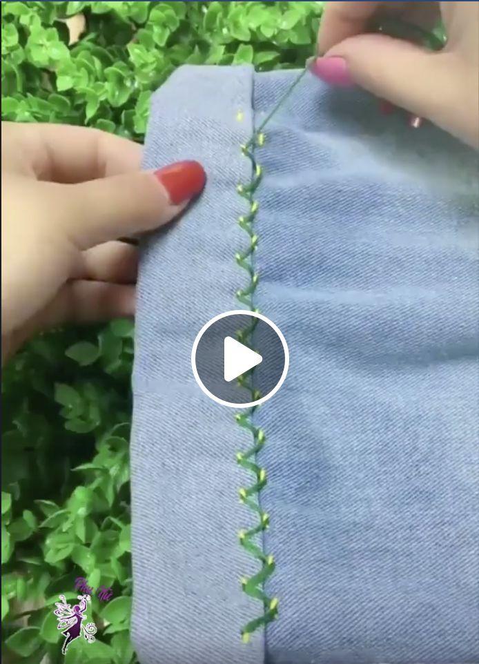 15 truques simples de costura que mudarão sua vida! #asy #hacks #han …   – Nähen