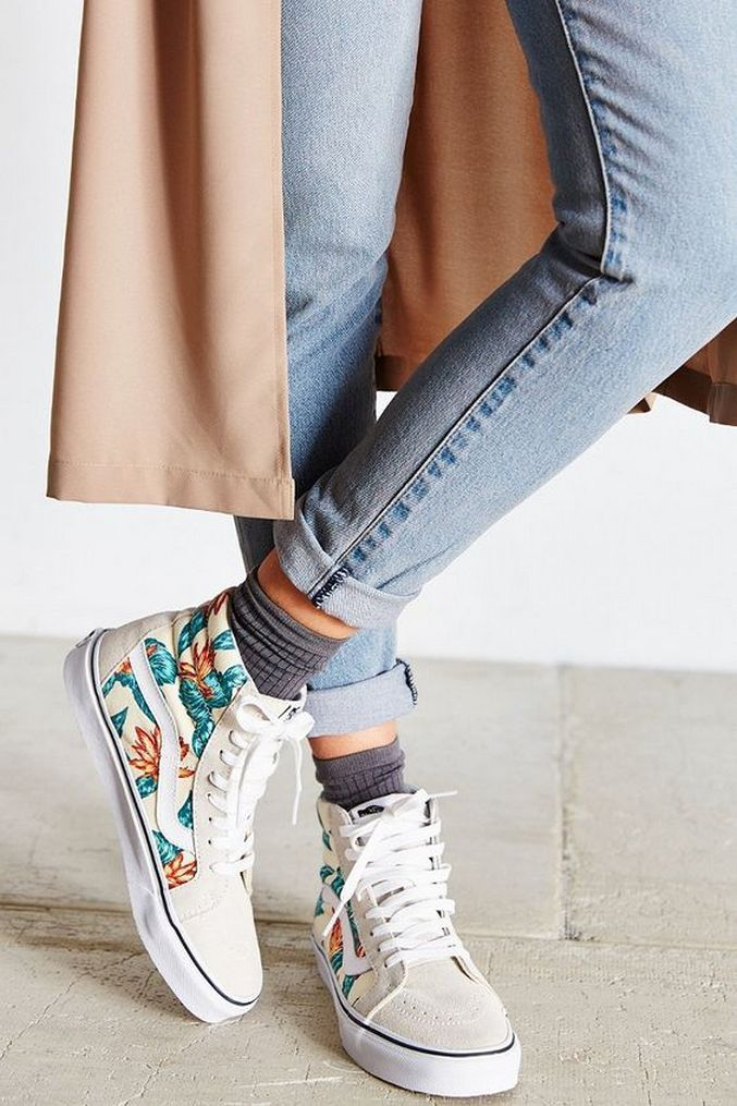 25 ideas de Outfit...Vans Sneakers   ropa, moda, outfits casuales