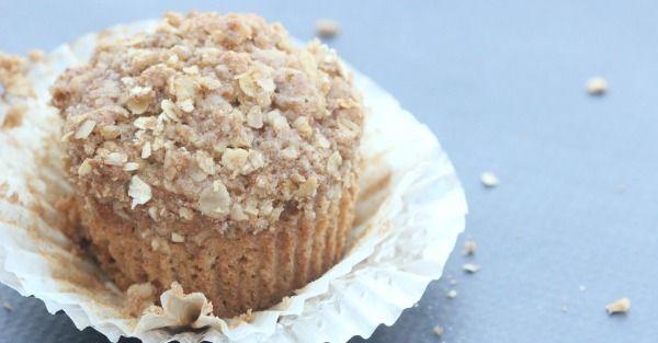 oatmeal applesauce muffins facebook