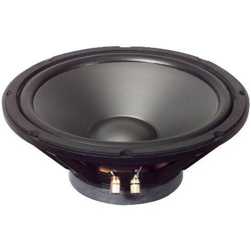 """Goldwood GW-12PC-8 12"""" Heavy Duty Woofer 8 Ohm. Pro Audio Woofer Speaker. DJ Woofer Speaker. Replacement Woofer Speaker."""