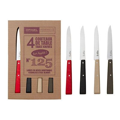 One Good Find: Opinel Table Knives - Saveur.com