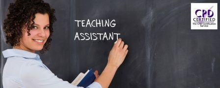 Level 2 Teaching Assistant – (CPD Certified e-Careers course)