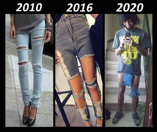 2025 no ones wearing pants
