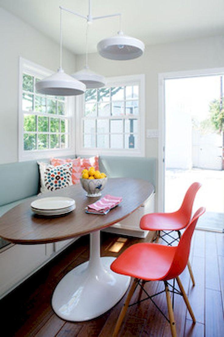 70 Modern Mid Century Dining Room Table Ideas