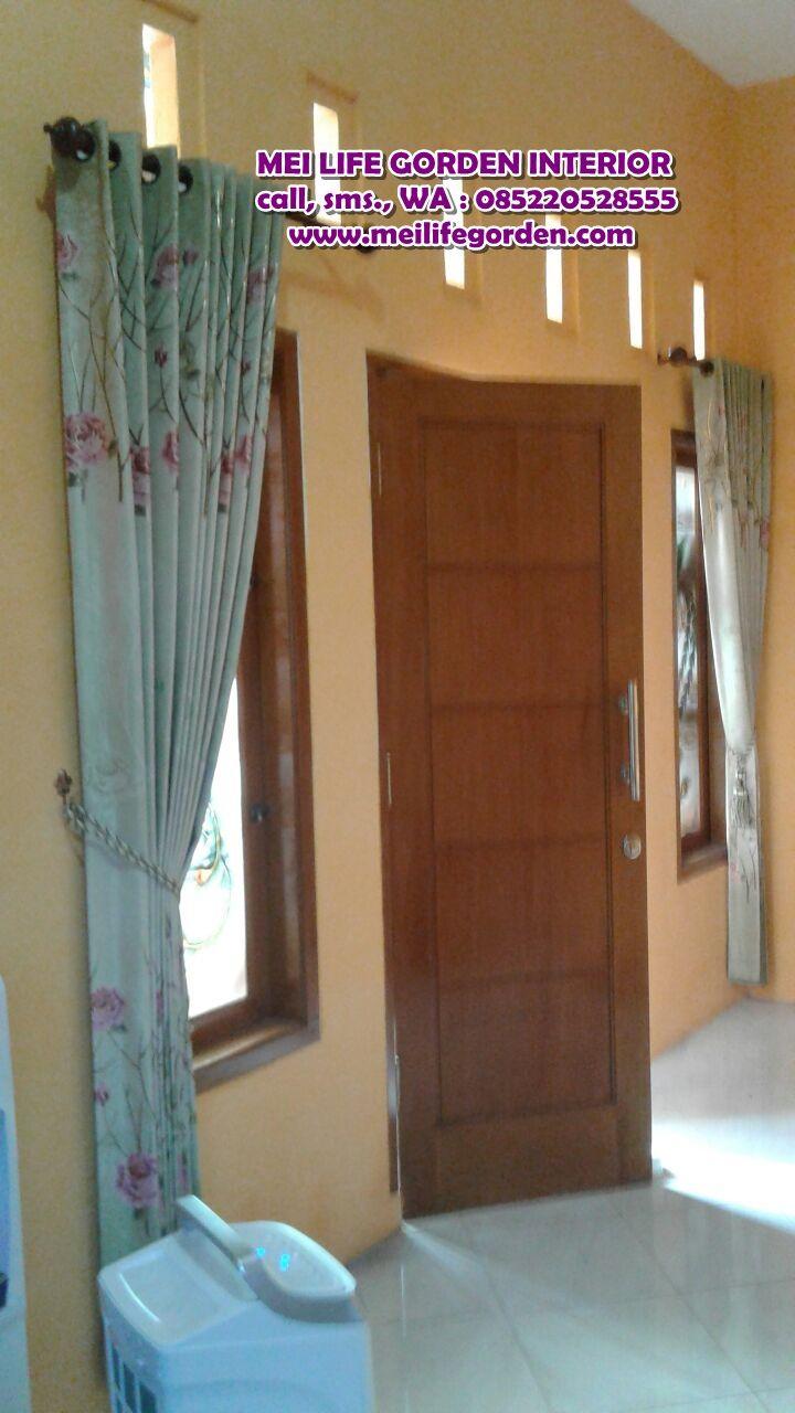 desain gorden untuk pintu utama