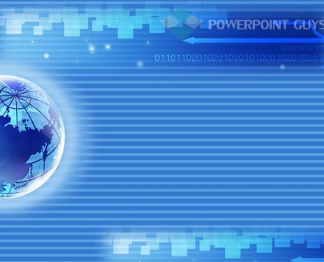 Free Technology Device PowerPoint Template - Free PowerPoint Templates