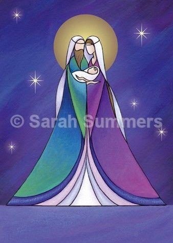 699 - Christmas - Religious