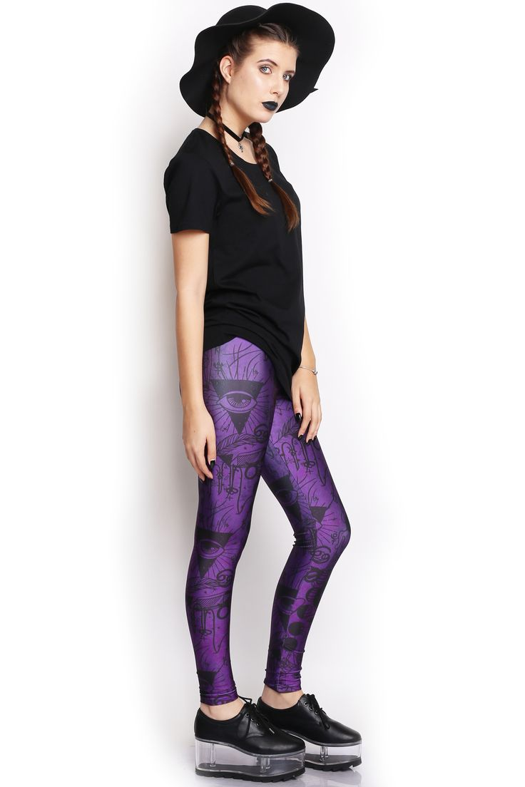Bewitched Leggings - $65.00 AUD