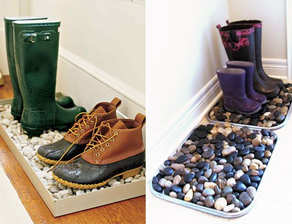 Tradição japonesa, tirar os sapatos é higiênico e também deixar todos os problemas e coisas ruins da porta para fora. Vem ver como organizar os sapatos!