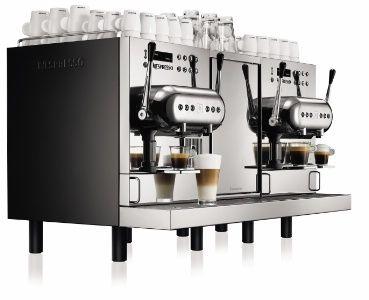 Aguila es una #cafetera de #Nespresso destinada a saciar los paladares más gourmet, usando para ello el famoso sistema de cápsulas que ha revolucionado el mundo del #café.