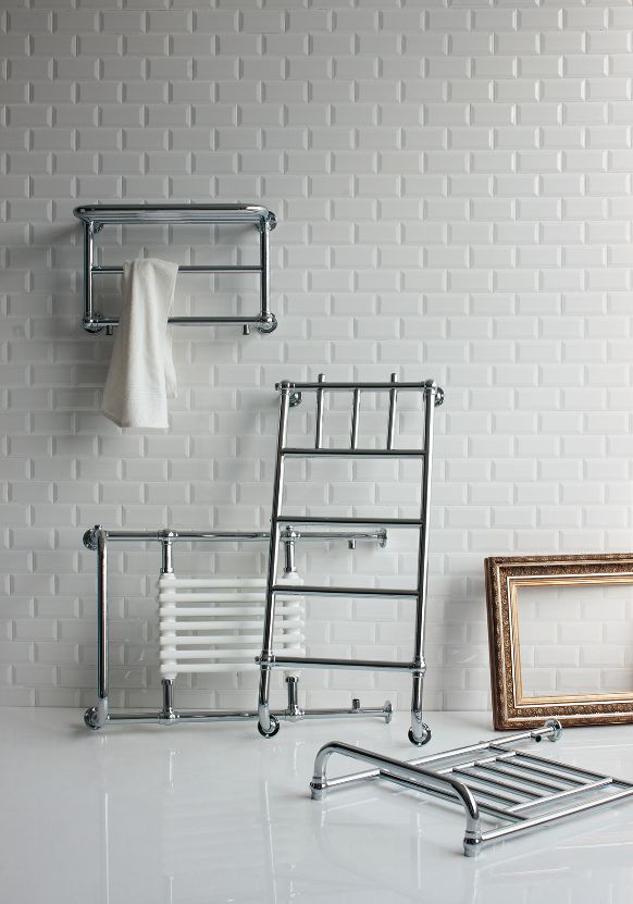 Complement your traditional bathroom perfectly with our streamlined selection of radiators and towel rails from Burlington Bathrooms. http://www.burlingtonbathrooms.com/Products/Category?cat=4&name=Radiators