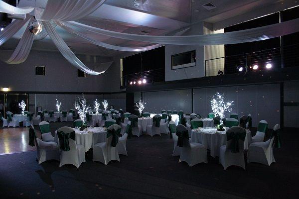 Toowoomba Weddings, Highfields Cultural Centre, lighting
