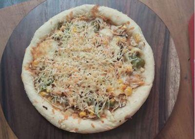 Pizza Cabbih Rajah di Krembung - Sidoarjo, Pizza Murah Meriah Rasa Tak Kalah Nikmatnya | Travel Jaya