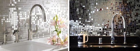 Küchenrückwand-schöne-Ideen-Alternativen-Fliesenspiegel DIY und