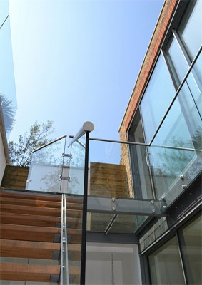 Shape Architecture London   Architects London, Contemporary Architects, Residential Architect     Complete internal refurb, with a loft ext., basement addition, and rear ext. to the property.