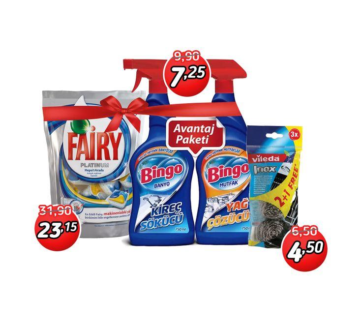 Temizlik Paketi PKT7