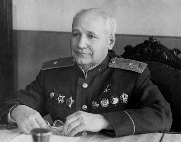 A.N.Tupolev: