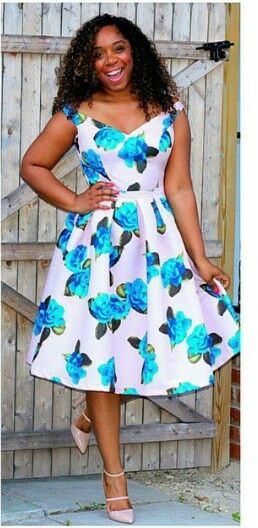 Flawless Floral dress