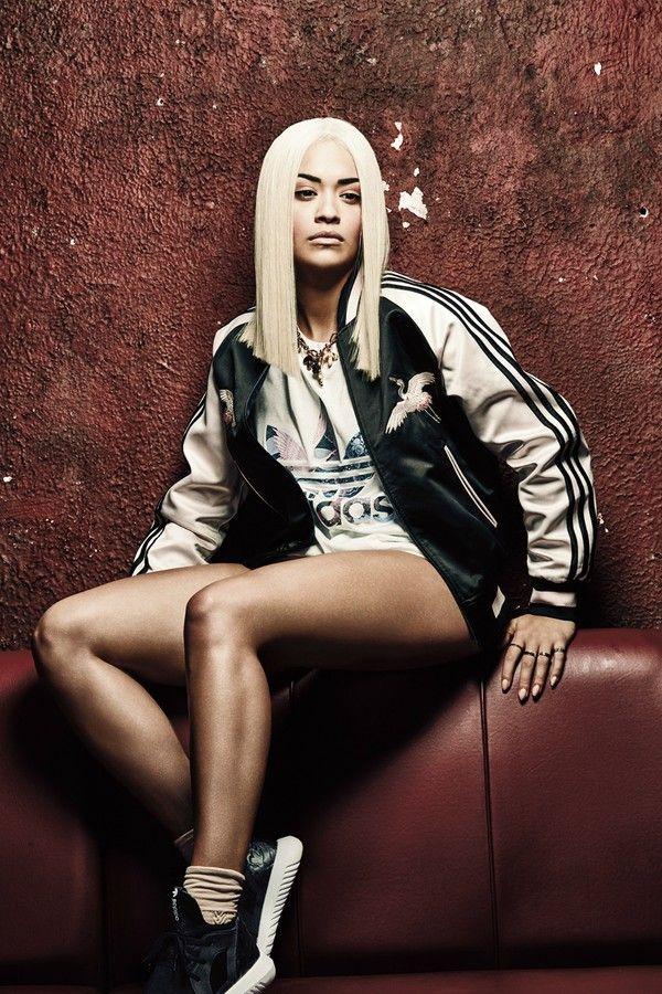 Rita Ora + adidas Originals: confira a coleção fashion inspirada na Ásia