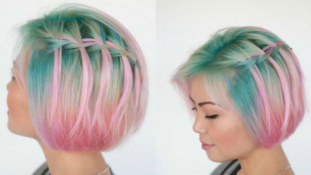 Hair Styles For A Dance: 2133 Best DIY Hairstyles Images On Pinterest