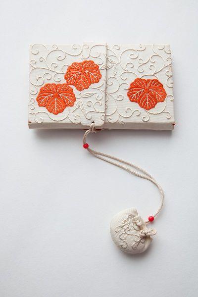 筥迫(Hakoseko), accessory for formal kimono