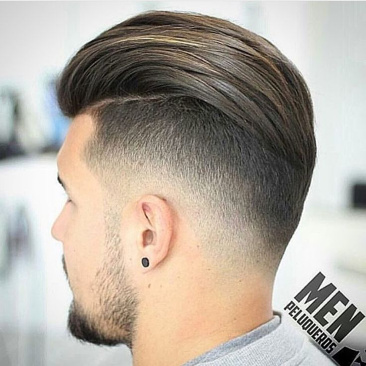 how to cut back of hair yourself male