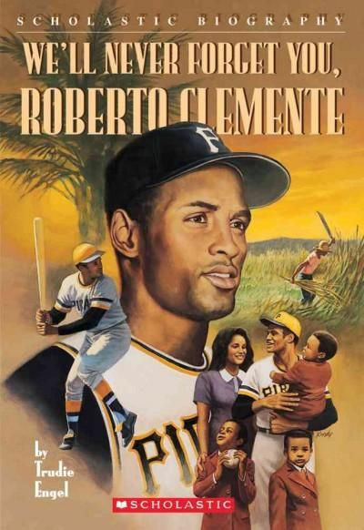 Chronicles the life and accomplishments of baseball star Roberto Clemente, from his youth in Puerto Rico, through his record-breaking career in Pittsburgh, to his tragic death during a mission of merc