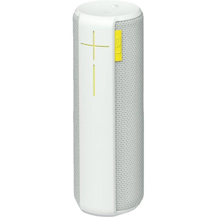 UE BOOM Portable Speaker (White)