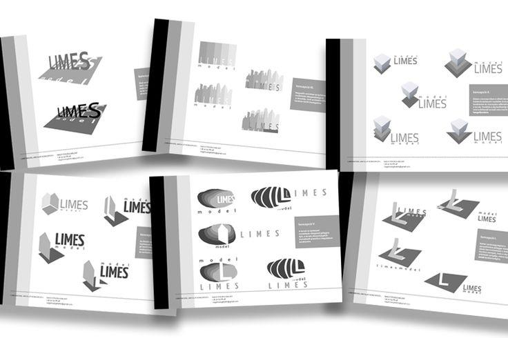 Limesmodel - logo design