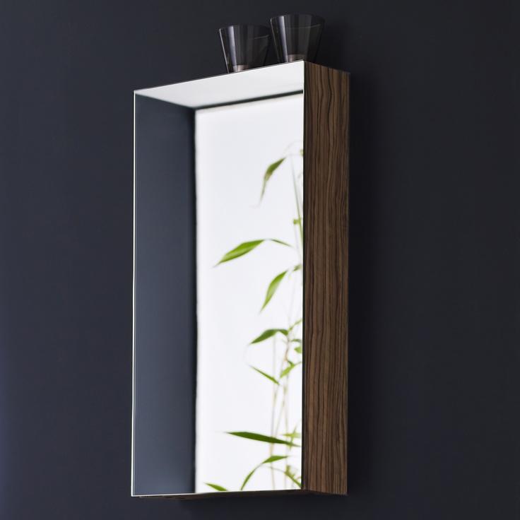 Armoire Miroir de Salle de Bains 380 x 730mm