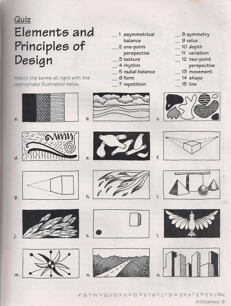222 Best Elements & Principles Images On Pinterest Art Education