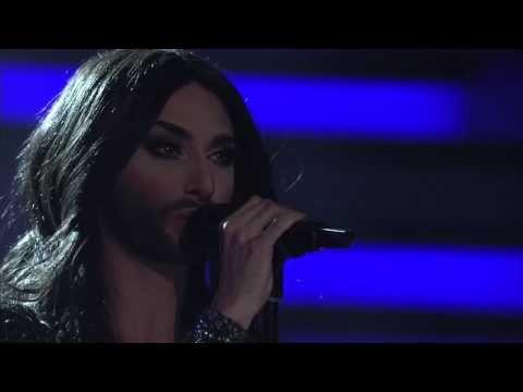 ▶ Eurovision 2014 - Austria - Conchita Wurst - Rise like a Phoenix live - YouTube