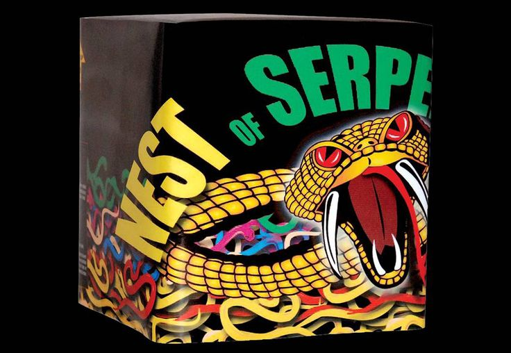 FEUX D'ARTIFICE - NEST OF SERPENTS