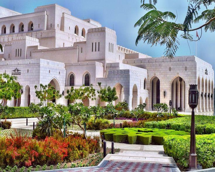 Royal Opera House,Muscat (Oman) - Royal Opera House Muscat - Wikipedia, the free encyclopedia