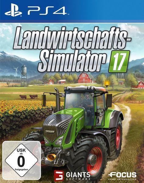 Landwirtschafts-Simulator 17 für PlayStation 4 | eBay