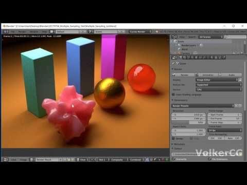 Tutorial Rendering Image in Multiple Passes in Blender Cycles - YouTube http://juicerblendercenter.com/juicing-for-health/