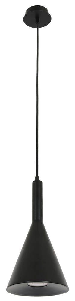 LEDlux CANTEEN PENDANT BLACK - LED Pendants - Pendant Lights - Lighting Direct