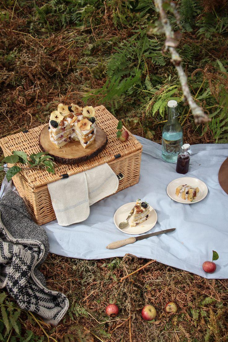 apple blackberry thyme caramel - sounds wonderful!