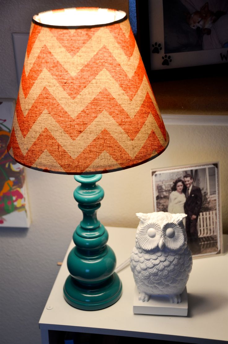 Best 25 Chevron Lamp Shades Ideas On Pinterest Diy