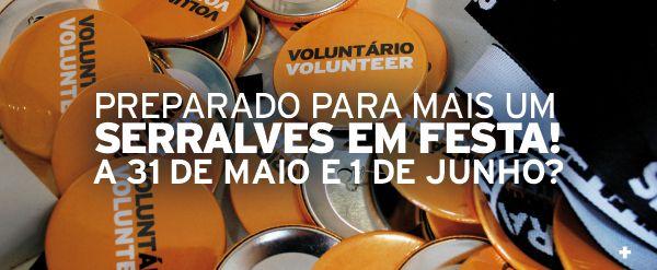 I DID!  Serralves em Festa 2016 Volunteer; [Pt]: Voluntária no Serralves em Festa 2016