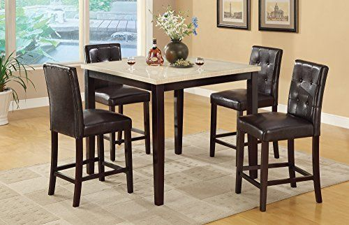 Counter Height Table With Faux Marble Top and 4 High Chairs, http://www.amazon.com/dp/B00ARSIZD4/ref=cm_sw_r_pi_awdm_80aqvb1V79TD6