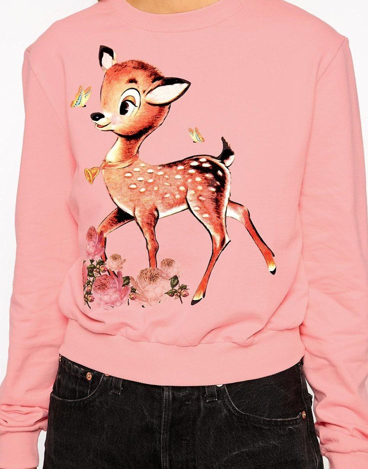 Bambi via Nineteen And. Click on the image to see more!