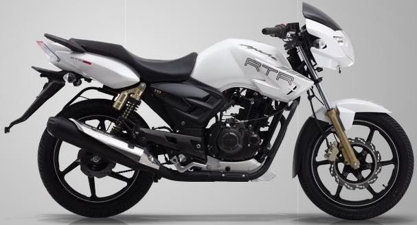 Check out here List of Latest TVS bikes in India with price 2013